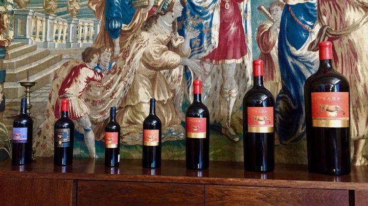 Wijnhuis Sada in Toscane