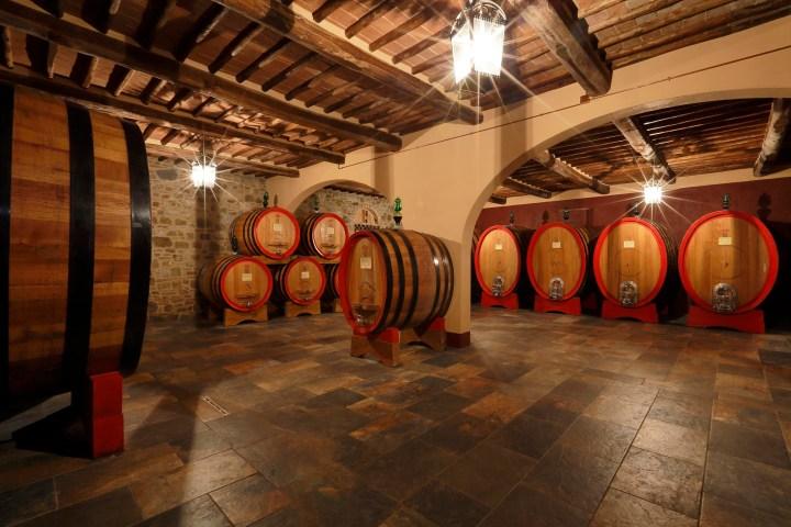 Wine Cellar Le Potazzine