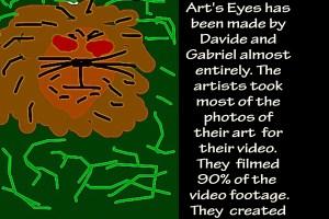 Art's Eyes