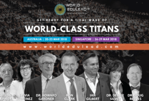 world edulead speakers