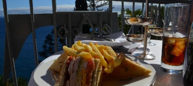 Essen in Madeira