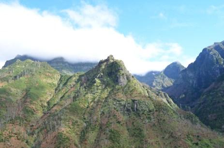 Madeiras Bergwelt