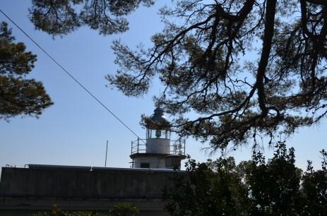 Unspektakulärer Leuchtturm