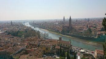 Aussicht auf Verona