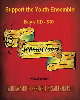 """CD Table Flyer, """"Generaciones"""""""