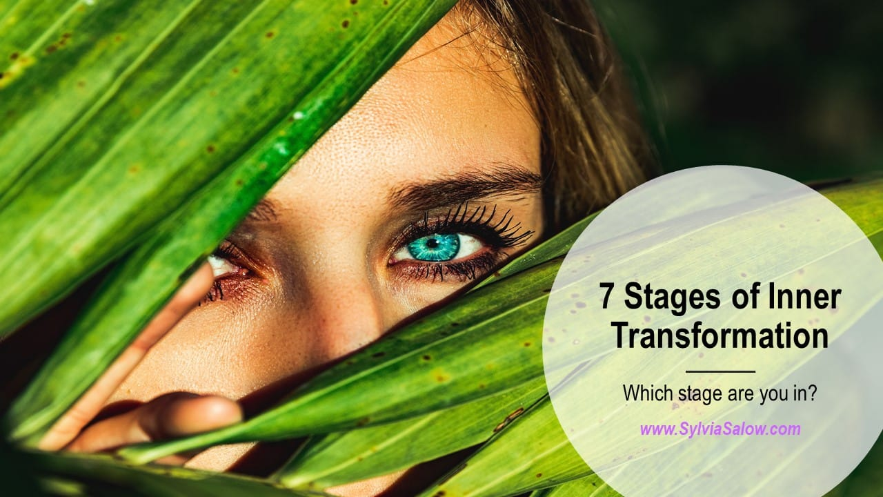 stages of personal transformation