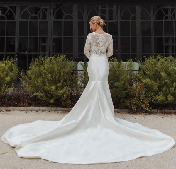 robe de mariée sur mesure Lyon, robe de mriée sur mesure, robe de mariée Lyon