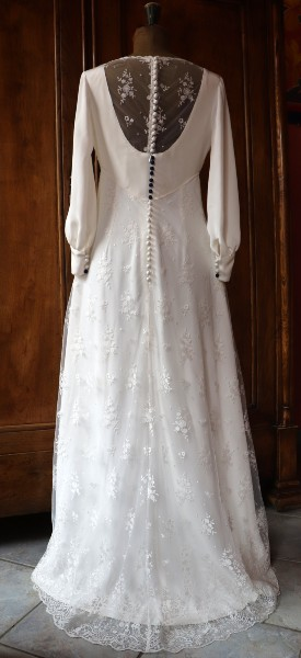 robe de mariée sur mesure, robe de mariée sur mesure Lyon