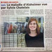 Sylvie Création Photo Châtelais Photographe exposition presse 1