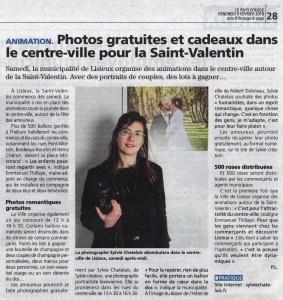 sylvie création photo; photographe; saint valentin; lisieux; le pays d'auge; ceadeau; ville
