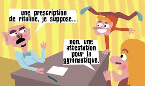 Prescription de ritaline !