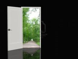 Les portes toujours ouvertes.