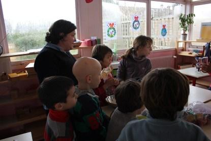 Montessori les mesures