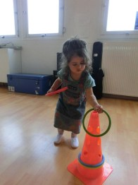 Montessori classe de sports