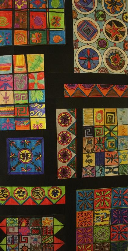 Montessori dessins d'art