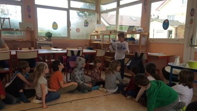 Montessori oral