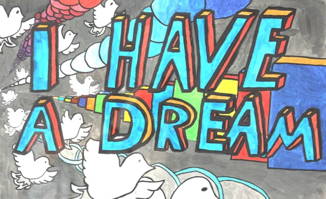 I have a dream Mael