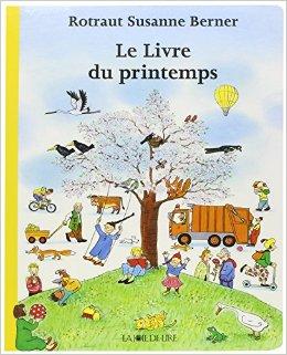 Un livre sur le printemps