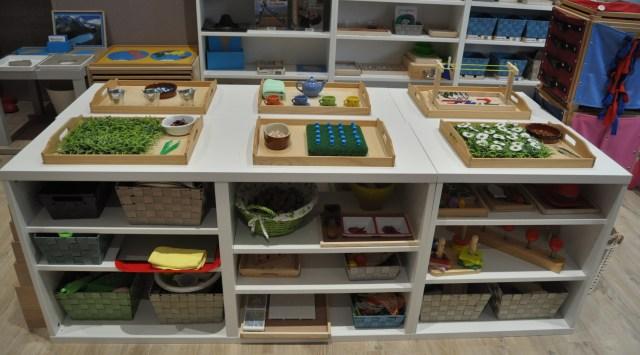 Montessori vie pratique