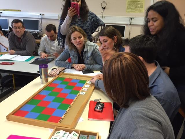 Montessori éducateur