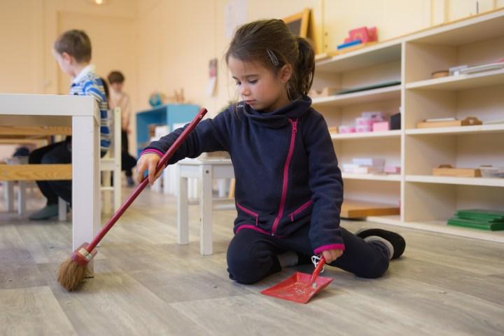 En Guadeloupe, formation Montessori pour les enfants de 3 à 6 ans