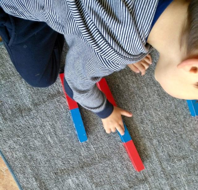 Montessori - mathématiques