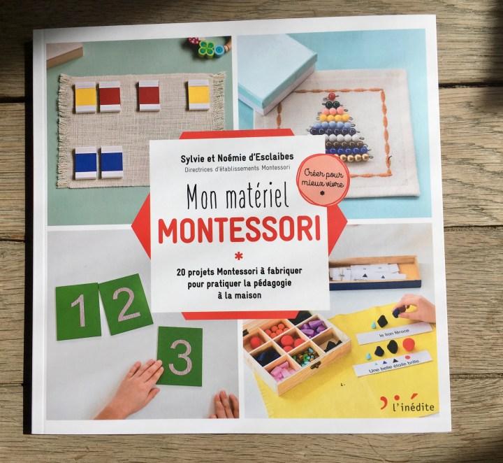 Fabriquez votre matériel Montessori