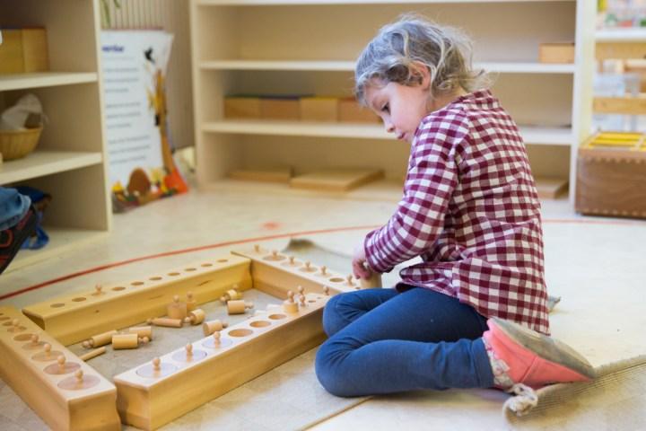 Formations Montessori pour les enfants de 3 à 6 ans à Bordeaux