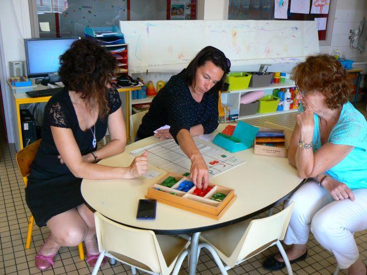 Formations Montessori en école privée sous contrat