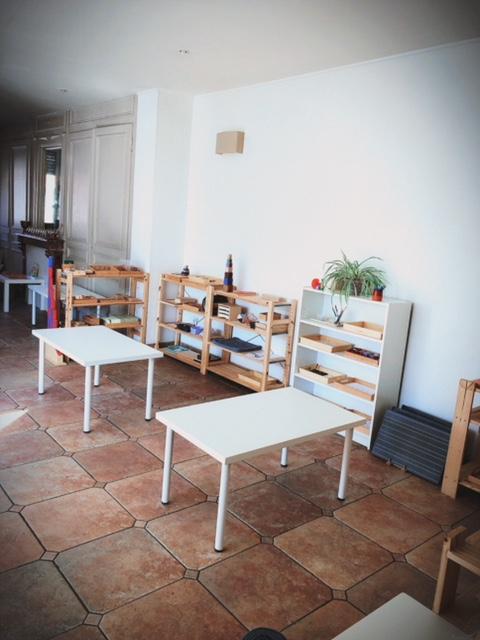 Une émission sur notre école Montessori Athéna de Carvin