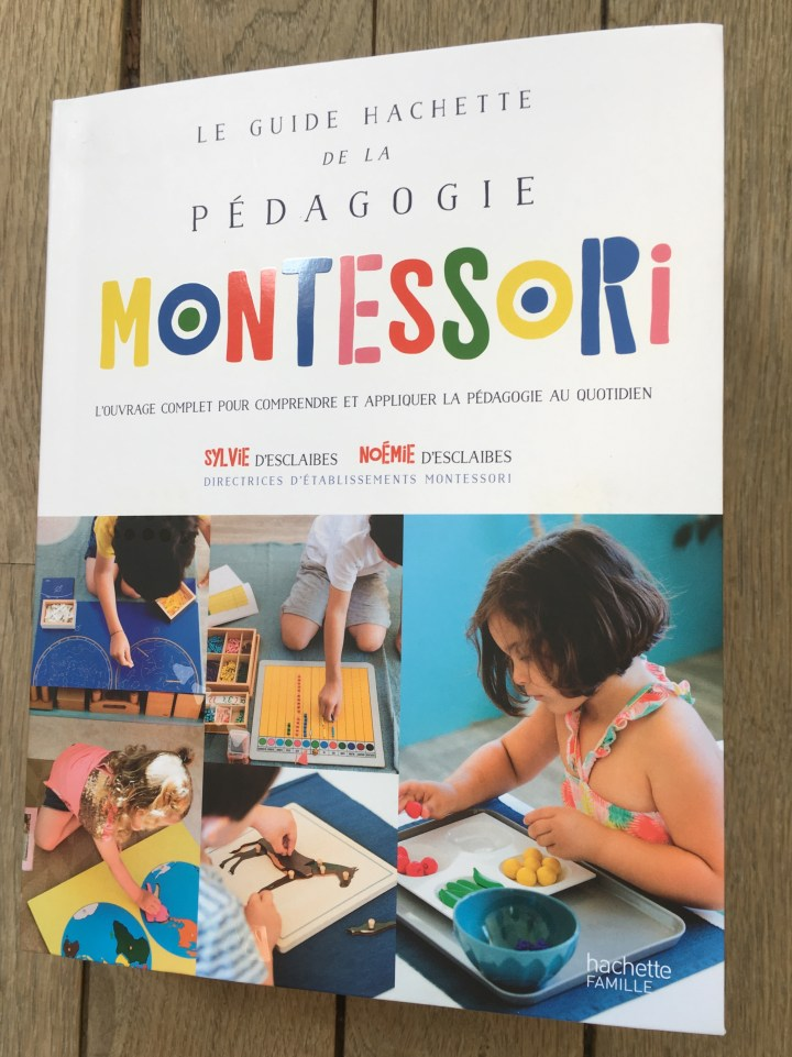 Guide Hachette Montessori