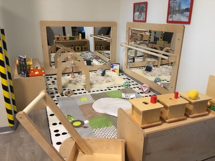 Inscrivez-vous à nos formations Montessori pour les enfants de 0 à 3 ans
