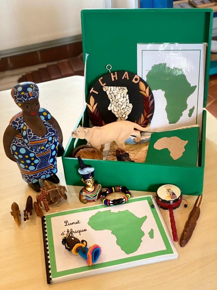 Vous connaissez les boîtes des continents ?