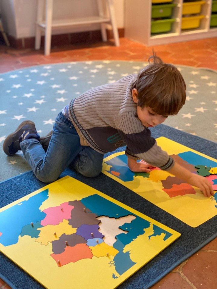 Gagnez des formations Montessori !