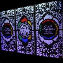 Présentation de la série limitée CLAN CAMPBELLdessinée par Jean-Charles de Castelbajac