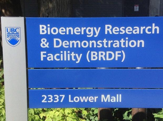 Bioenergy R&DF (UBC) CCBY Jeff Arsenault via Flickr