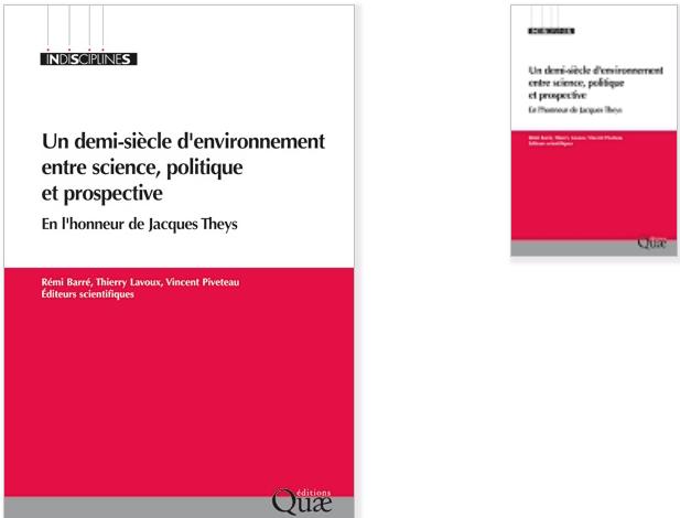 Un demi-siècle d'environnement entre science, politique et prospective - Éditions Quae