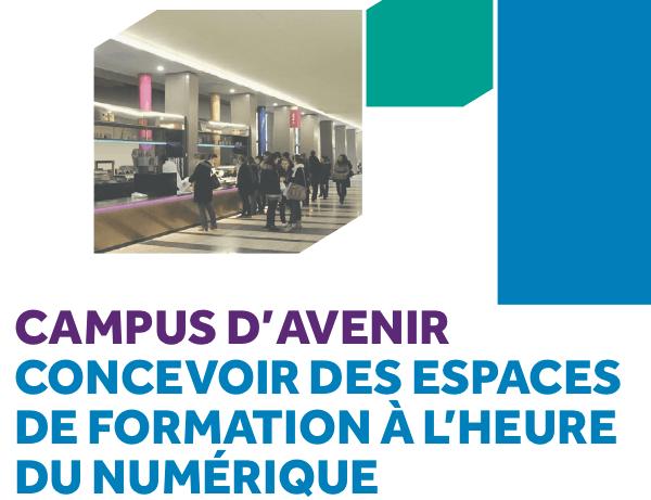 """Couverture du guide """"campus d'avenir"""" réalisé par la DGESIP"""