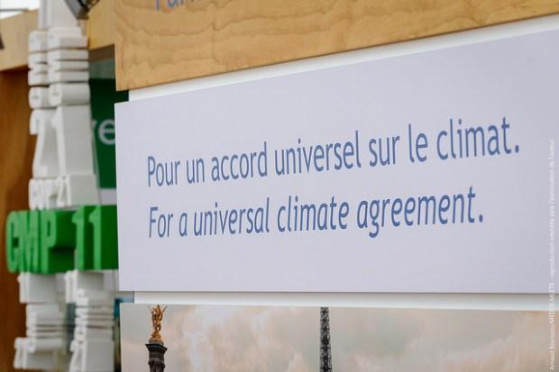 COP21 CCBY CIEAU via Flickr