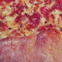 Ma meilleure pâte à pizza à vie!