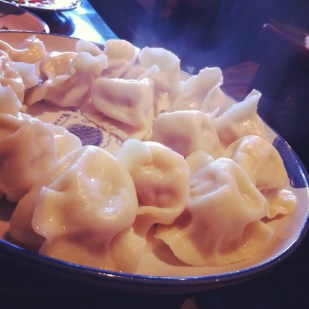 Dumplings vapeur
