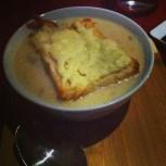 L'INCONTOURNABLE soupe à l'oignon façon iXbistro!