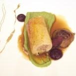 Ballotine de cuisse de poulet Chanteclerc