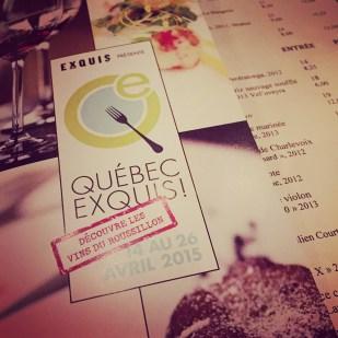 L'événement Québec Exquis - incontournable d'année en année