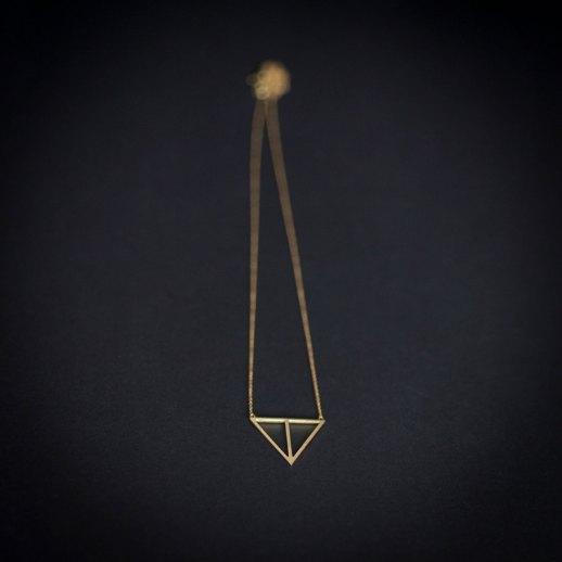 Collier Elle en or collection Instantanés