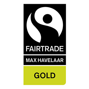 Logo Fairtrade gold