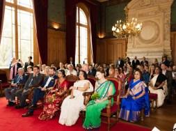 mariage indien irlandais couple paris