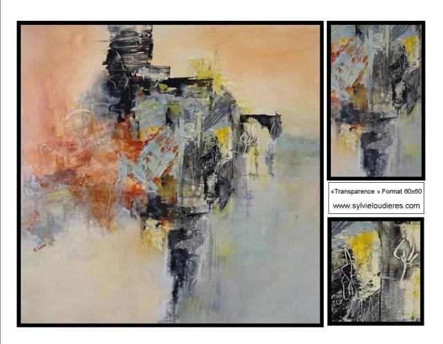 Peinture contemporaine Loudieres Sylvie