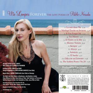 Pablo Neruda par Ute Lemper | Madrigal et chanson de geste