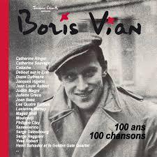 Boris Vian 100 ans 100 chansons